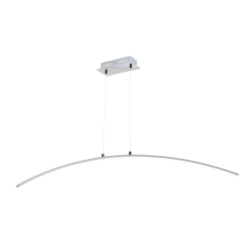 Moderne 1-flammige LED Pendelleuchte RegenBogen 496011501 Moderne - Led Deckenlampen Küche