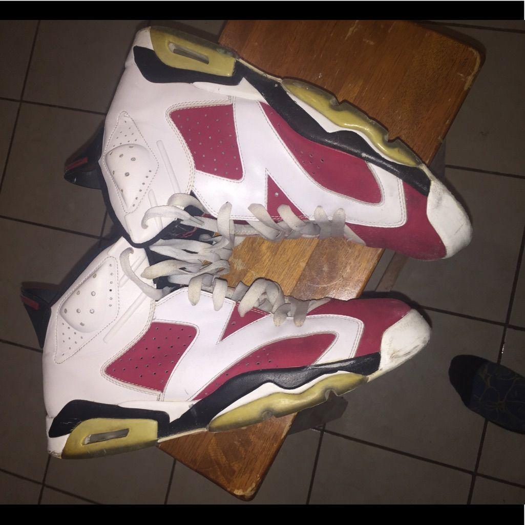 timeless design f561b c10dd Jordan Shoes | Og 2008 Jordan Carmine 6s Cdp | Color: Pink ...