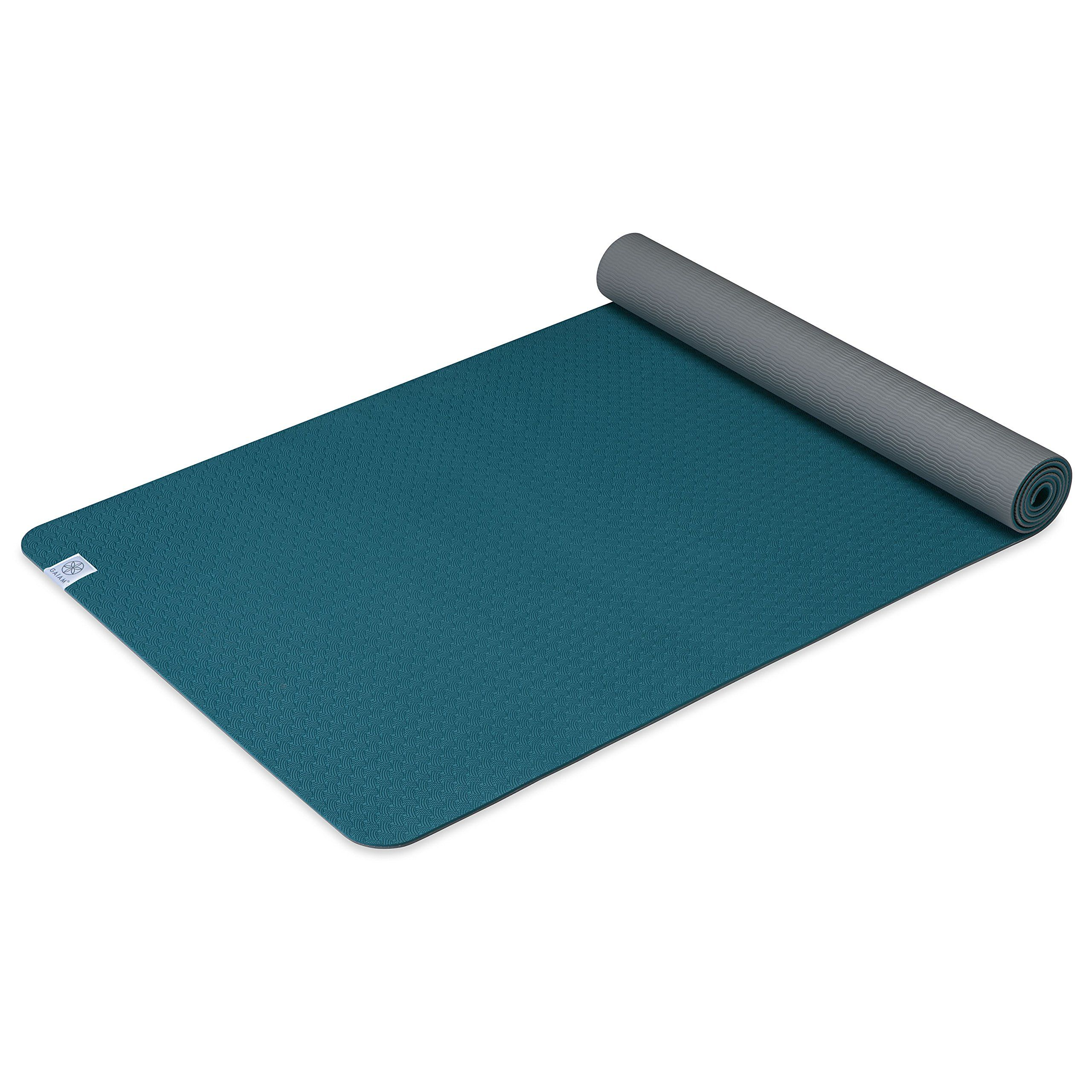 Gaiam Performance Tpe Yoga Mat Lake Discover Even More Regarding The Wonderful Item At The Photo Link This Is With Images Gaiam Yoga Mat Floor Workouts Mat Exercises