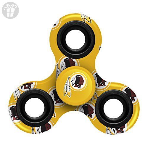 Washington Redskins NFL Multi Logo Three Way Diztracto Fid Hand