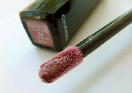 Chanel Pure Shine Intense Colour gloss in Troublant
