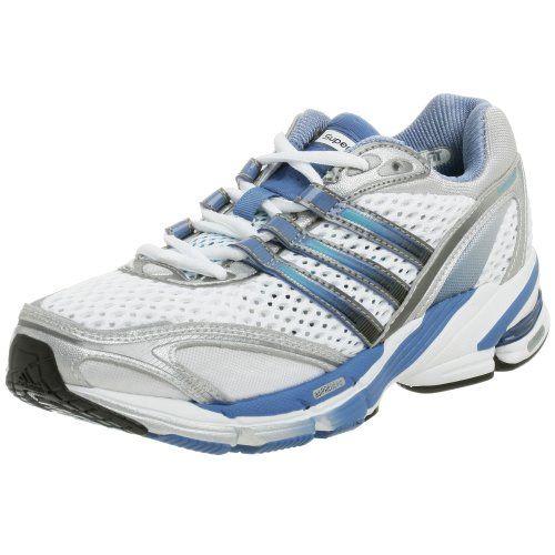 90bddd8c8a2a6 adidas Womens Supernova CSH 7 Running ShoeWhiteCyanSilver75 M ...
