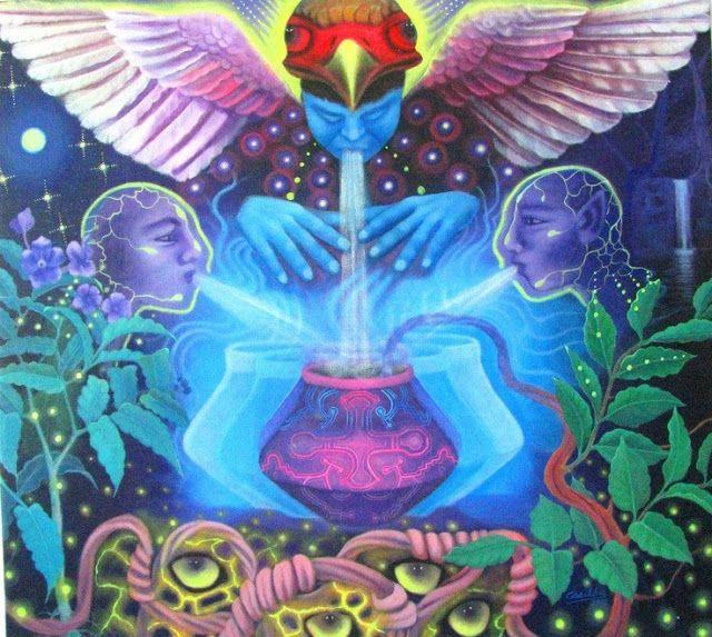 Universo Espiritual Compartiendo Luz: El Cocinero Cósmico