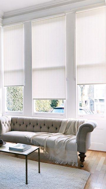 white roller blinds ideas  pinterest living room roller blinds sheer roller blinds