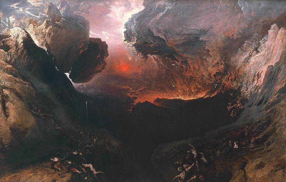 The Apocalypse - John Martin - 1851