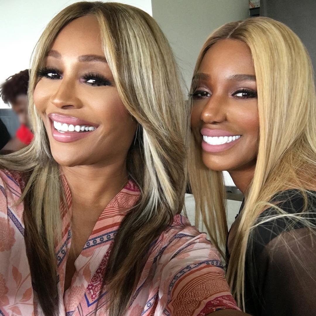 Cynthia Bailey and NeNe Leakes Go Blonde and Look Like ...