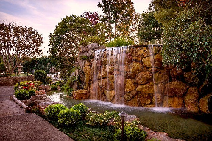 The 26 Best Places To #ChillOut In #LosAngeles.Kyoto #Gardens At DoubleTree