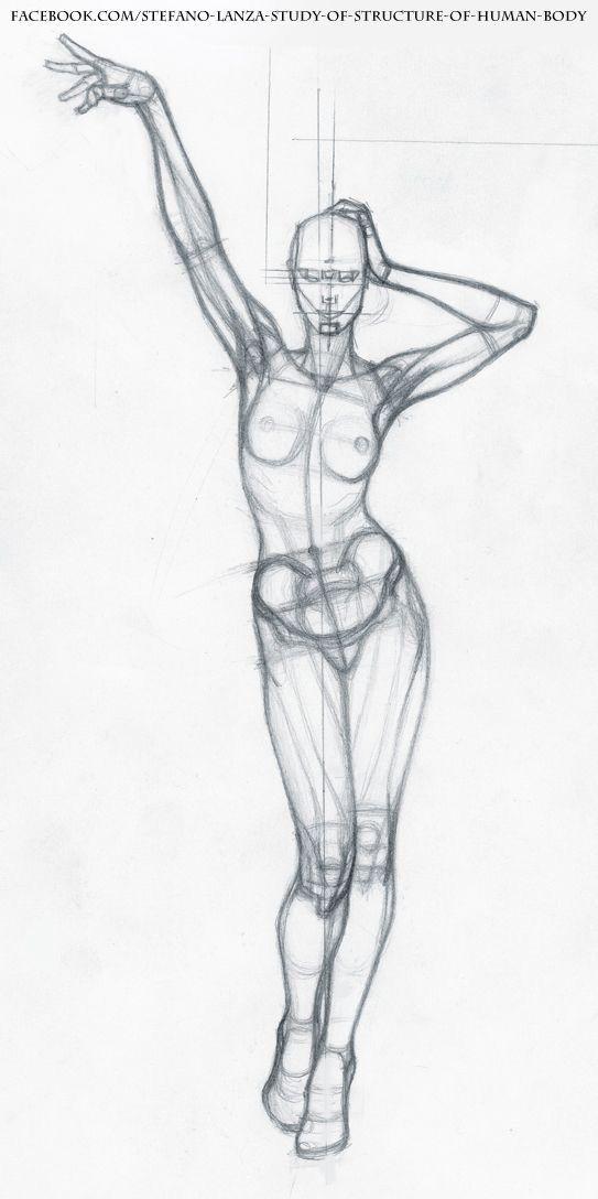 Pin von Черемушкин Н.С. auf People   Pinterest   Zeichnen, Anatomie ...