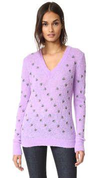 Long Sleeve Knit Pullover #knitwear #winterwear #winterfashion #pullover #longsleeve