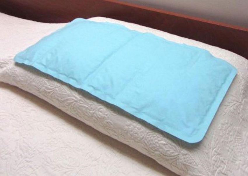 This Mat From Human Creations Chills Your Pillow So You