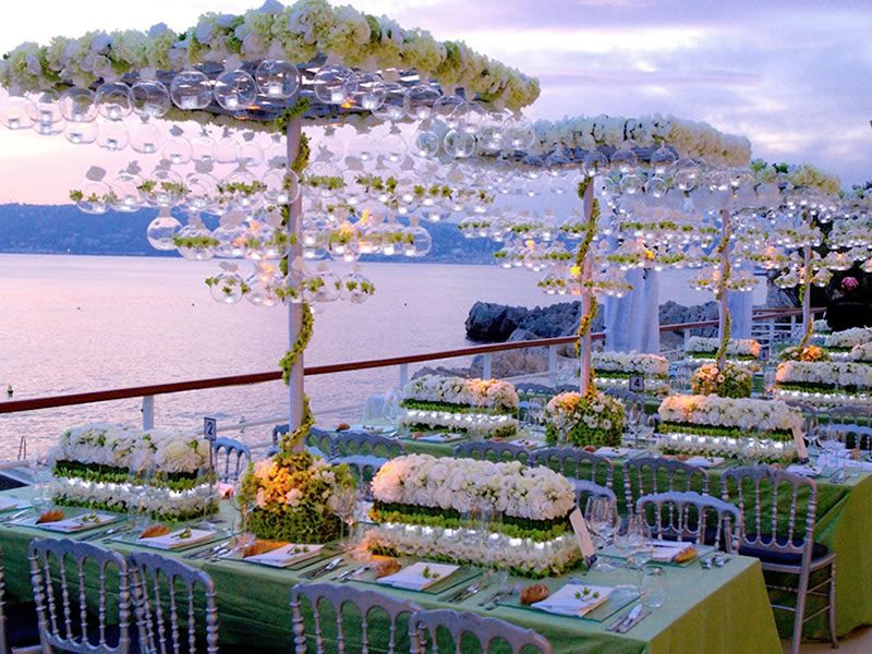 5 Of The Most Extravagant Wedding Destinations In World