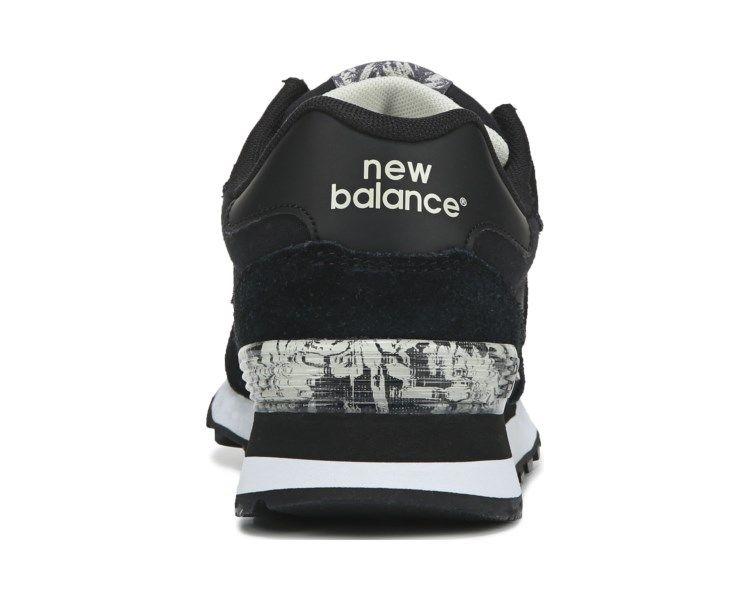 New Balance 515 Sneaker Black/Rose Gold