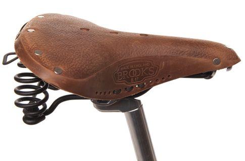 121a0a619c Brooks B67 Pre Aged Saddle - Men's | Bike Commuting | Saddles ...