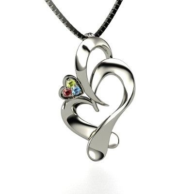 mother's hug necklace