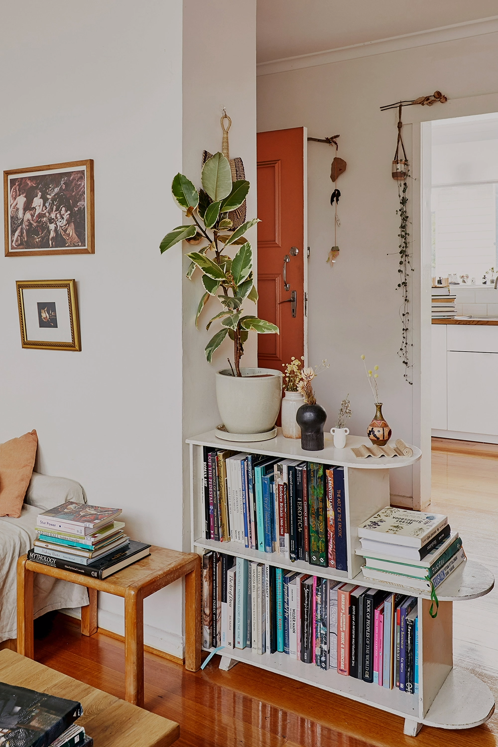 Photo of Inside the Cosy Melbourne Apartment of Artist and Musician Lucy Roleff