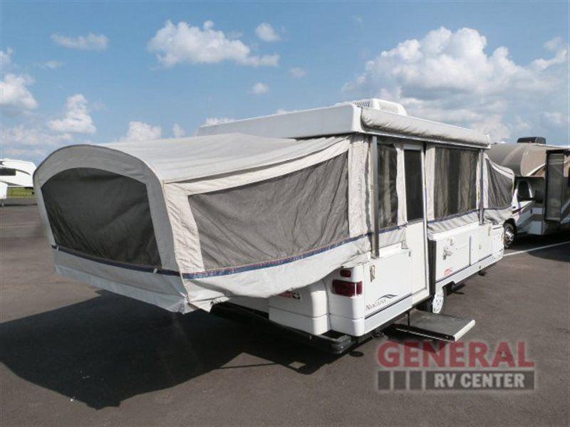 Used 2003 Coleman Niagara Elite Folding Pop Up Camper At General