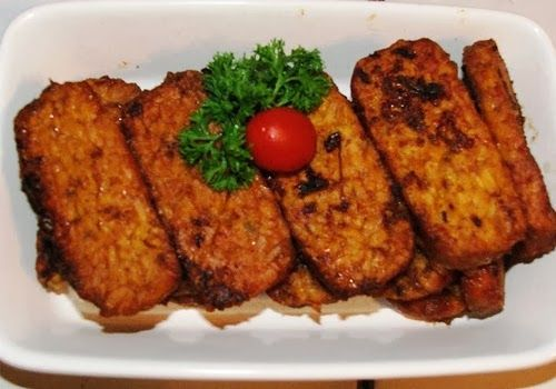 Resep Membuat Tempe Bacem Khas Jawa Resep Makan Sedap Food Recipes Traditional Food
