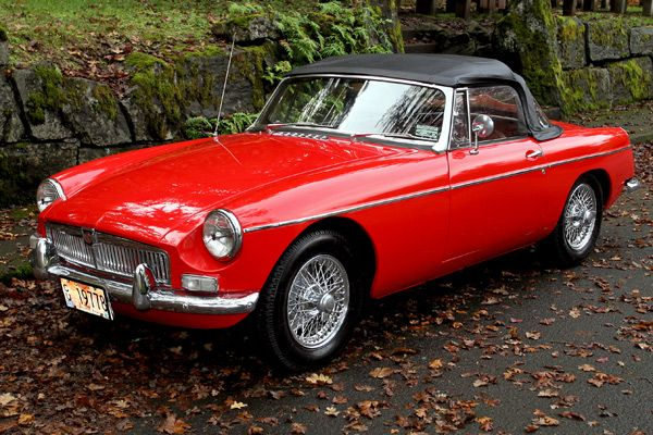 1965 Mgb Google Search With Images British Sports Cars Mg