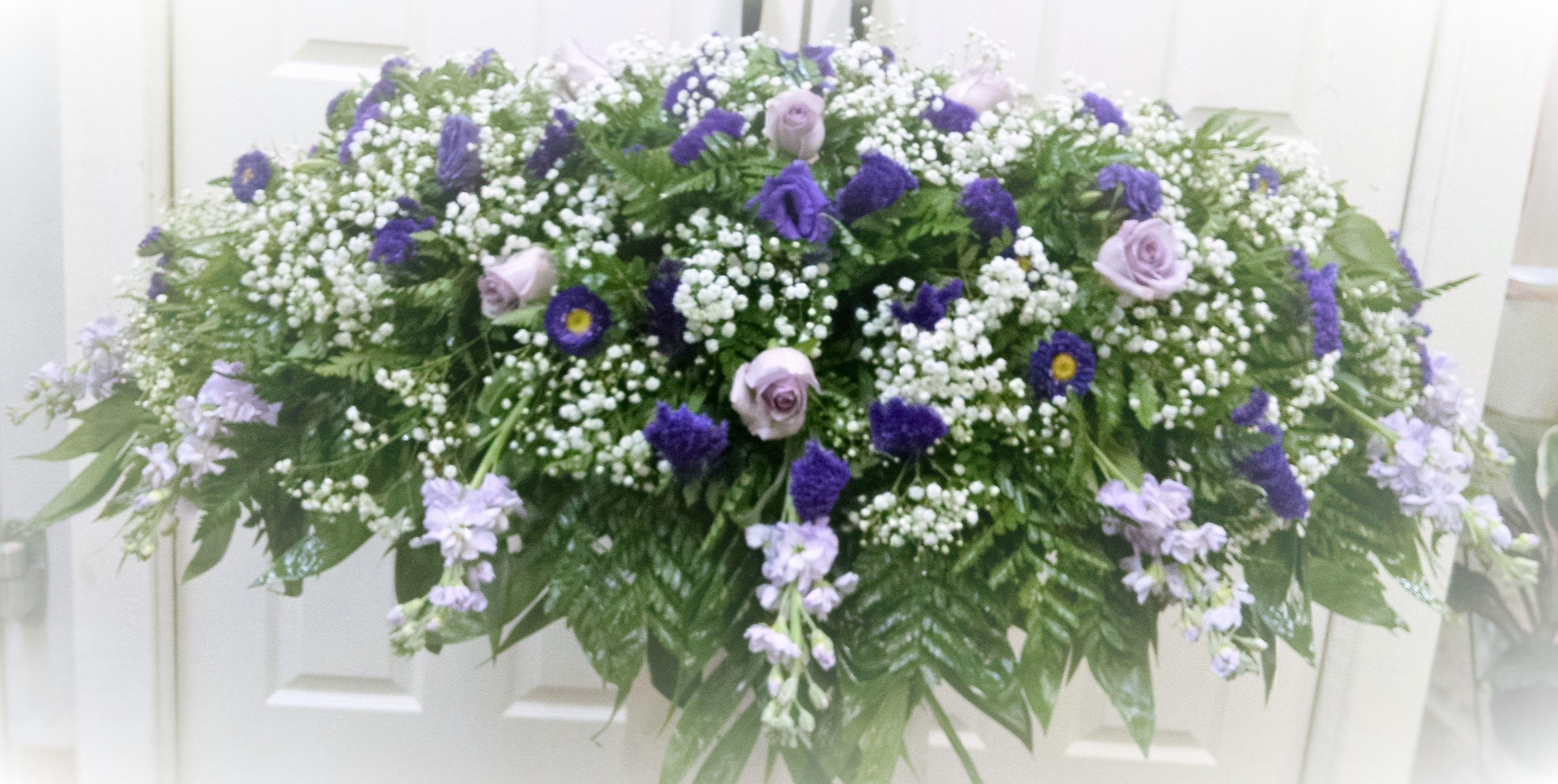 Pin by eric morgan on funeral casket flowers pinterest flowers casket flowers funeral caskets casket sprays order flowers online izmirmasajfo