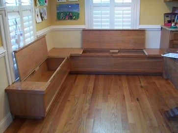 Storage Benches Under Windows In Any Room By Amf Custom Works