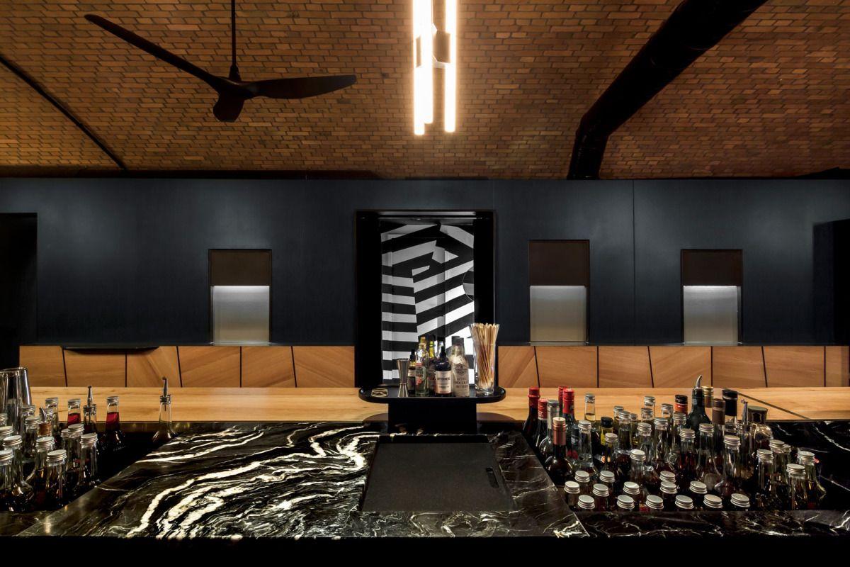 Design Studio Berlin fortress design studio berlin interior design for bar