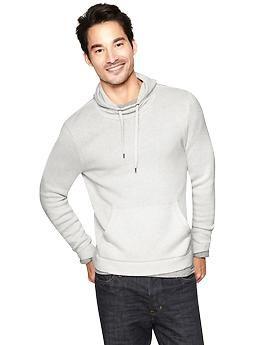 Pullover sweater hoodie | Gap