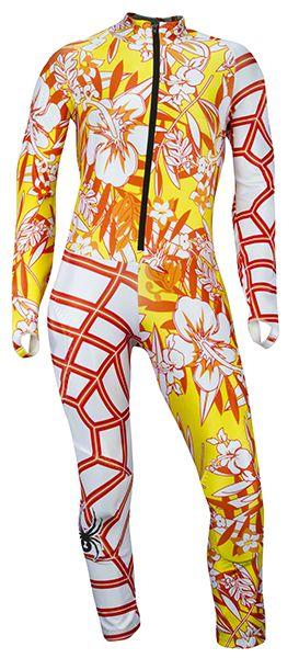 Spyder Womens Performance GS Race Suit: Sun: Item 2219 @ ARTECHSKI.com: