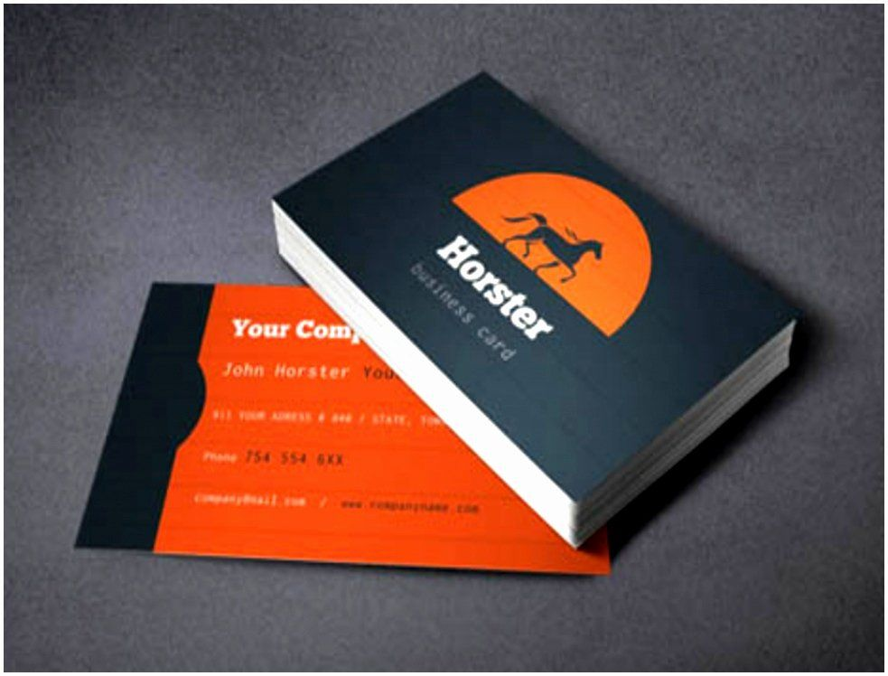 2 Sided Business Card Template Best Of 12 Two Sided Business Card Template Word Pprwl Business Cards Creative Free Business Card Templates Cool Business Cards