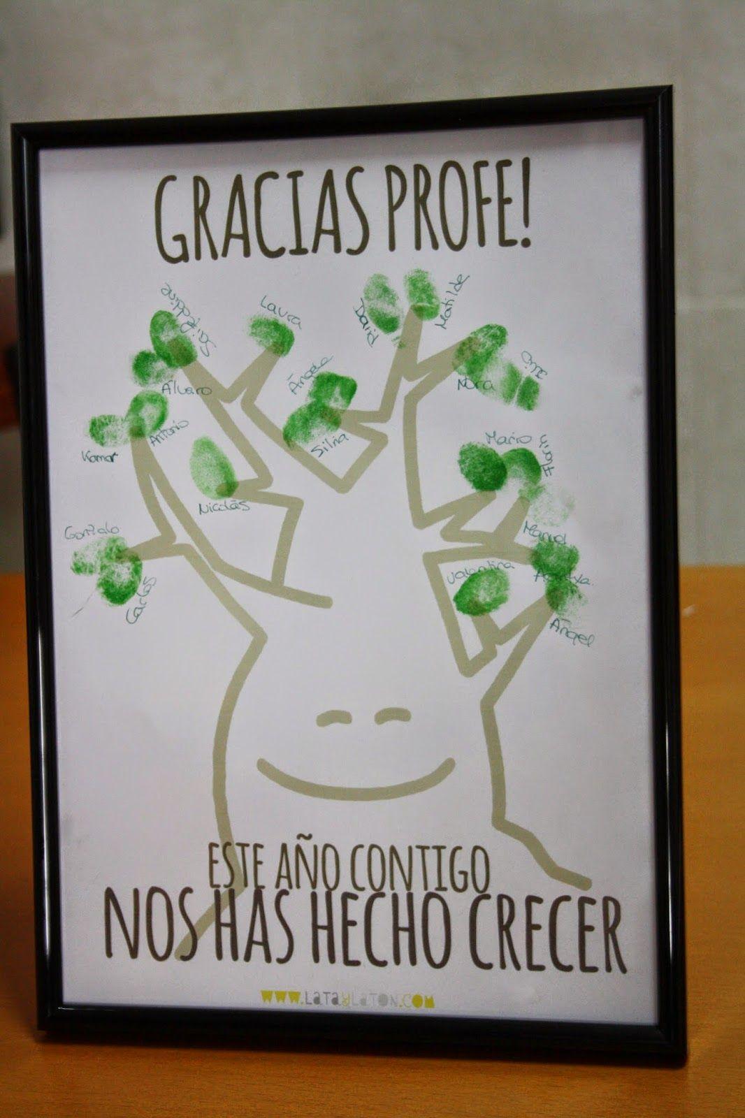La tropa completa regalos para profesores una idea - Dibujos infantiles originales ...