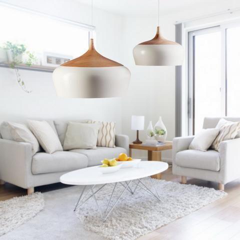 Kalmar Minimalist Scandinavian Pendant Light Tudo And Co Scandinavian Pendant Lighting Concrete Pendant Light Living Room Lighting