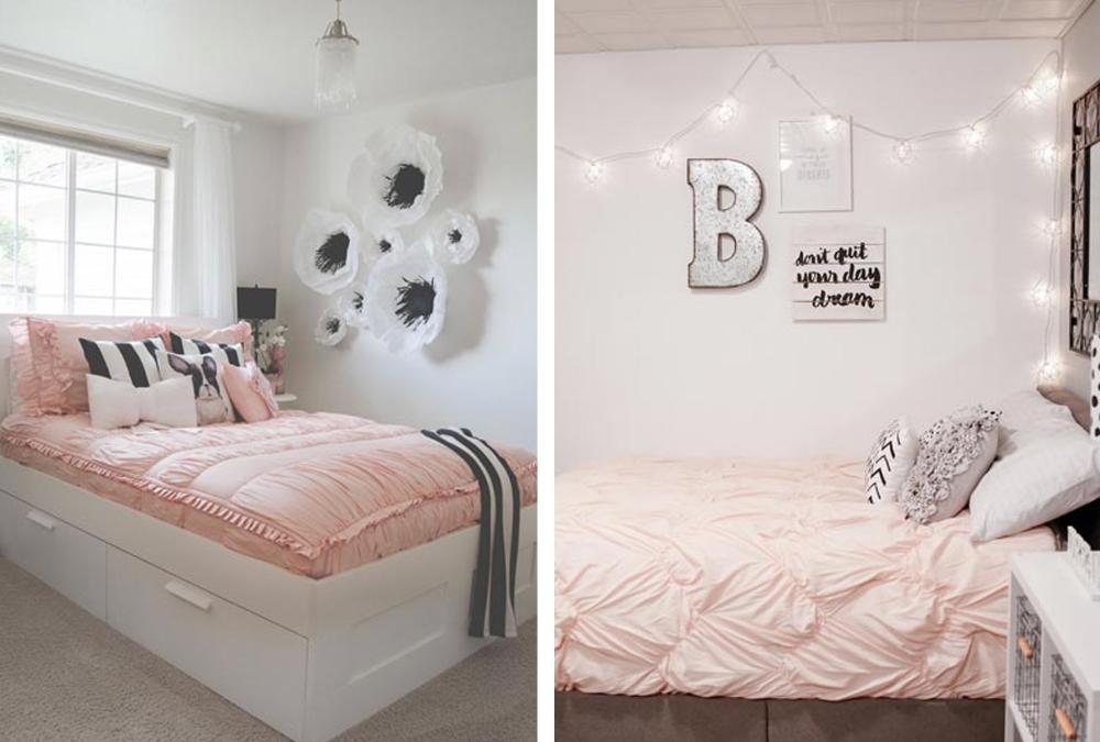 55 Delightful Girls' Bedroom Ideas | Shutterfly in 2020 ...