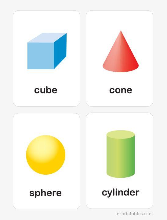 printable 3d shapes flash cards mr printables printables shapes worksheets 3d shapes. Black Bedroom Furniture Sets. Home Design Ideas