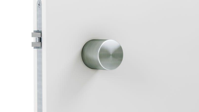 Eccentric Door Knob