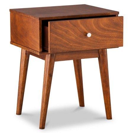 Porter Mid Century Modern Side Table
