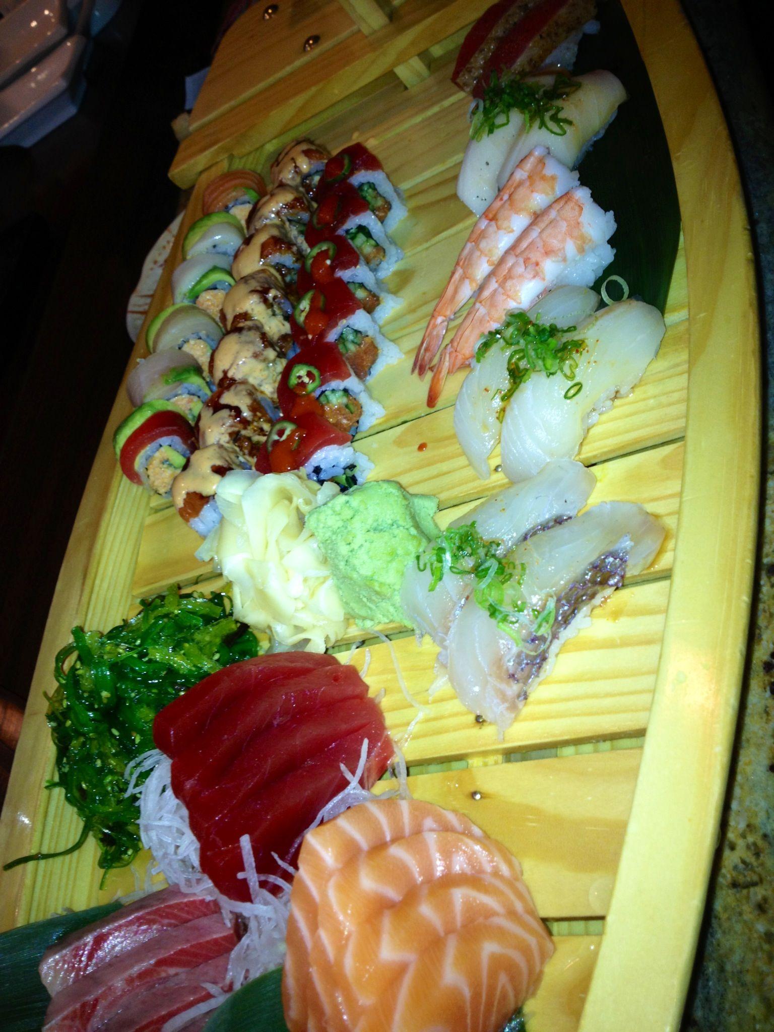Sushi Hana nyc - | Favorite Restaurants | Pinterest | Hana, Sushi ...