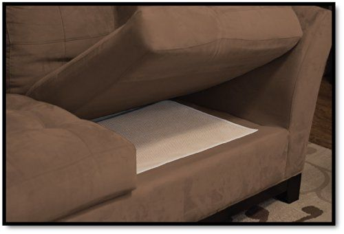 Cushion Keeper Non Slip Rubber Underlay Keep Cushions From Moving Slipping Or Sl Couch Cushions Slipping Replacement Sofa Cushions