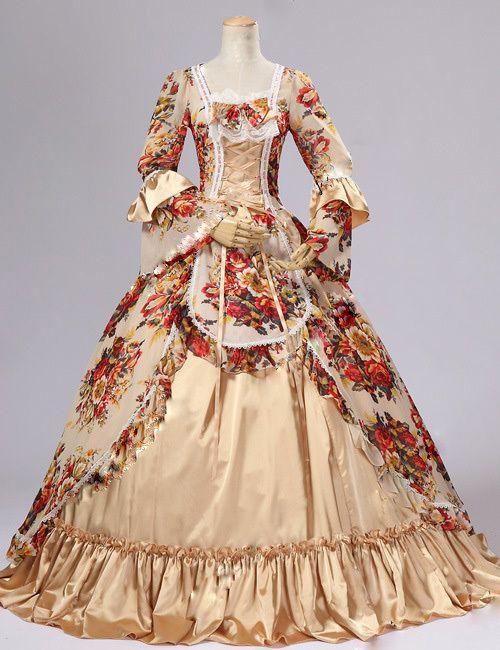Baroque Rococo Men S Fashion Google Search Victorian Ball Gowns Rococo Dress Historical Dresses