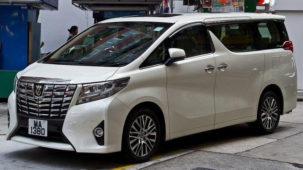 Rekomendasi Puluhan Mobil Mewah Dan Nyaman Untuk Keluarga Toyota Alphard Mini Van Toyota