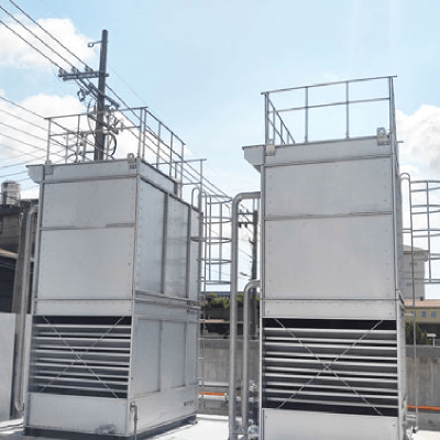 Closed Loop Cooling Tower Cooling Tower Water Source Heat Pump