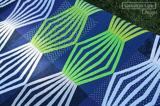 Pin von MissSewing auf Quilting - Modern Quilt Inspiration