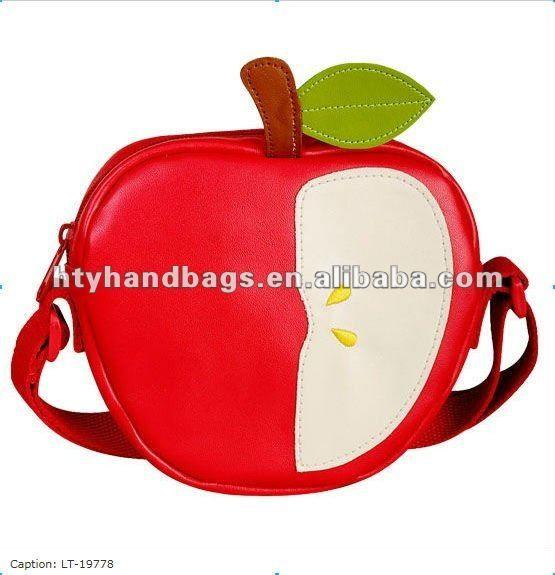 Neoprene Fruit Jackets Banana Shaped Lunch Bag Box Fresh Protection