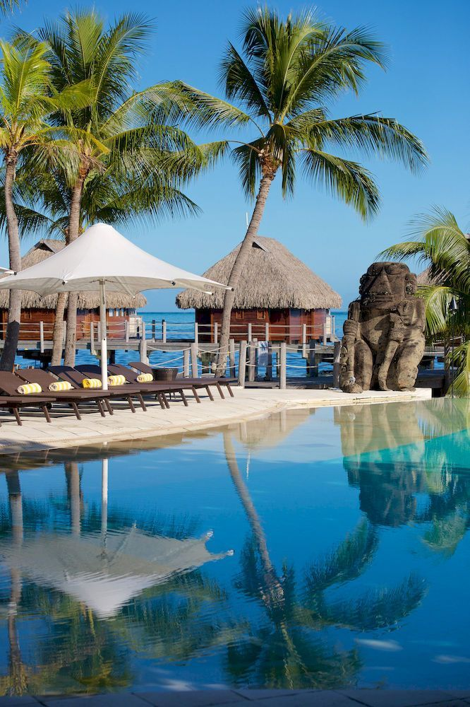 Moorea Pearl Resort And Spa French Polynesia Tropical
