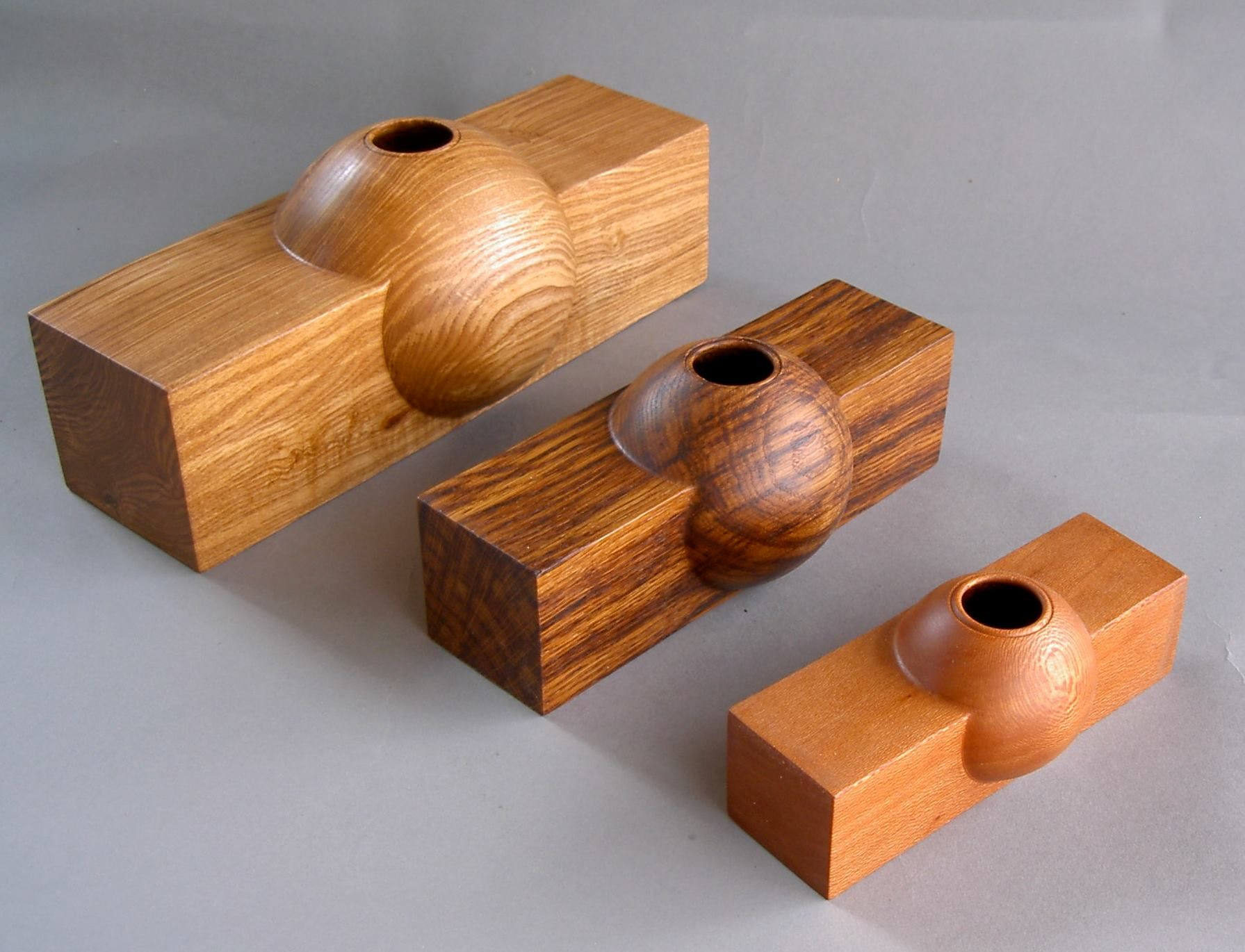 Turning Bowls Within Bowls Wood