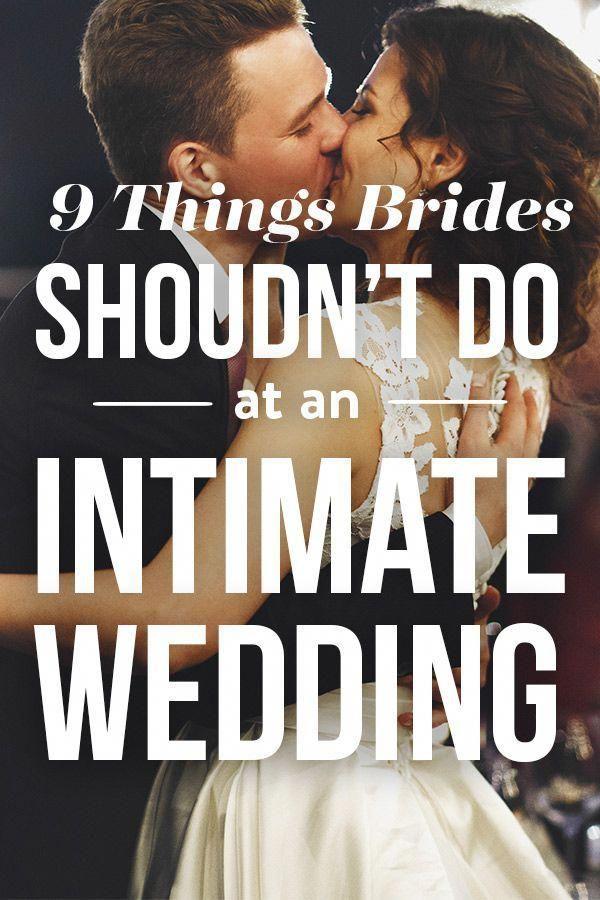 9 Mistakes Brides Always Make When Planning An Int