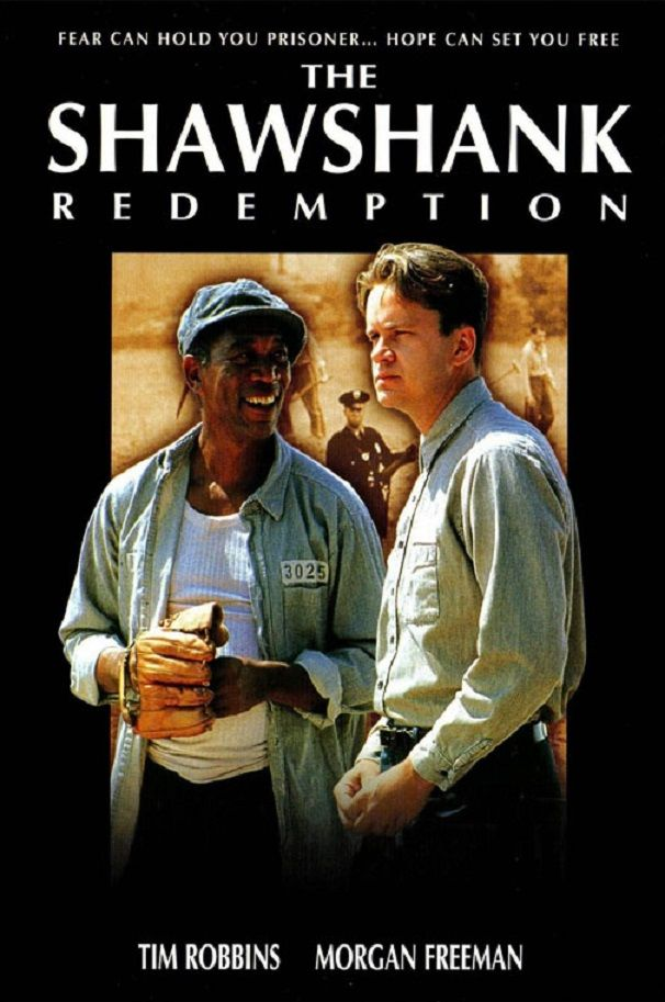 The Shawshank Redemption Os Condenados De Shawshank 1994 Um