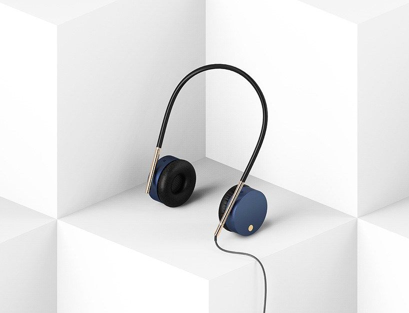 Gravity Defying headphones - Zeutch