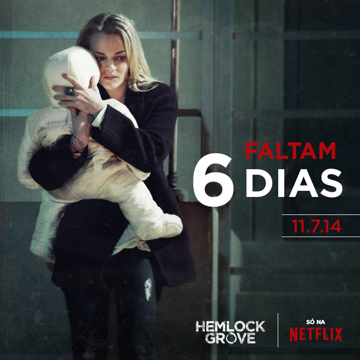 #HemlockGrove Premiere Season 2 | Netflix