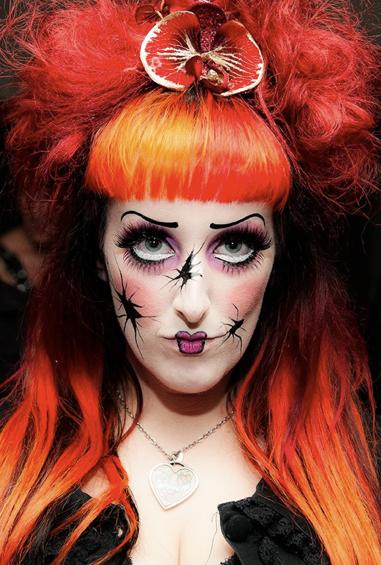 Kryolan Professional Make-up doll makeup | Halloween | Pinterest ...