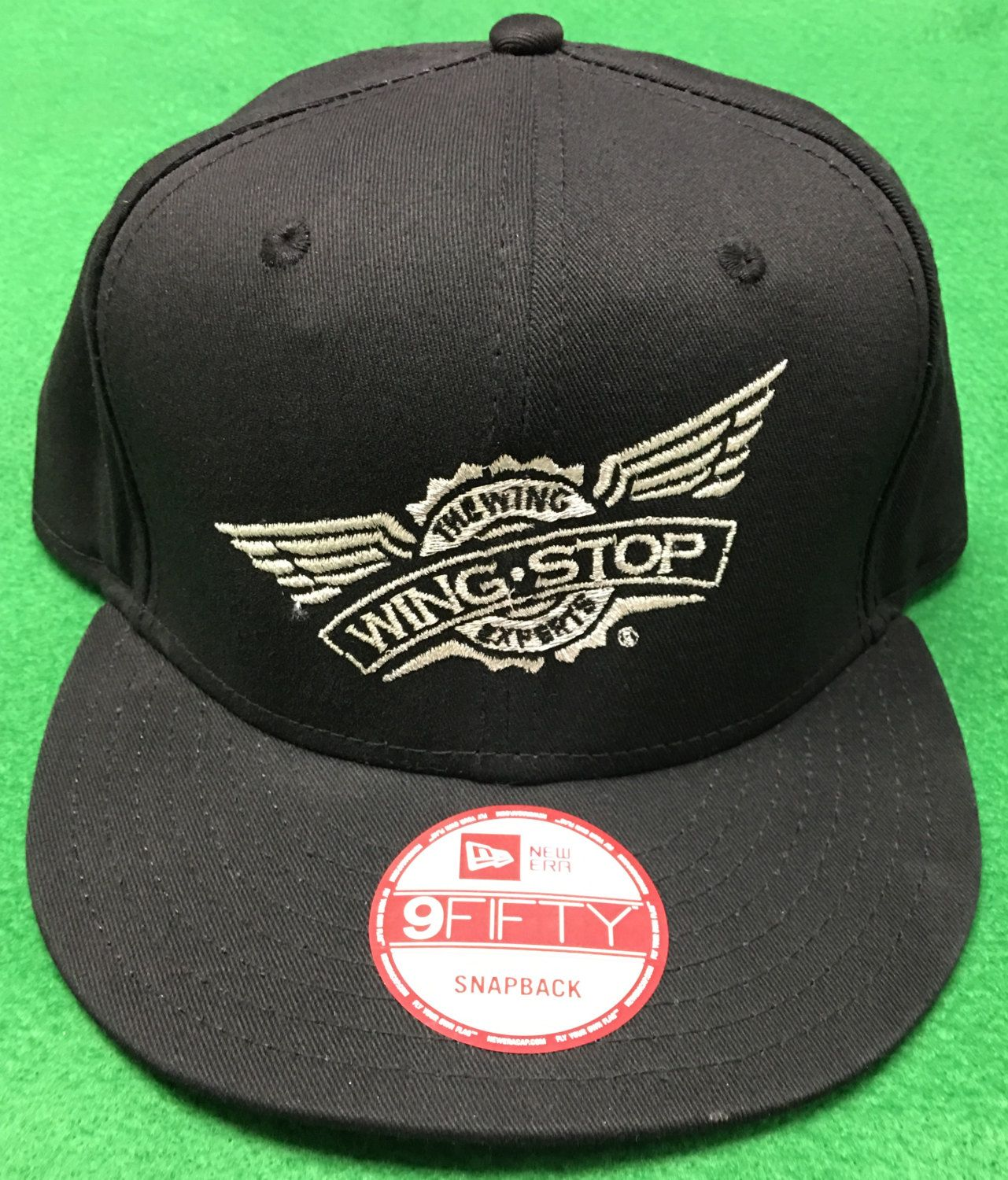 Wing Stop The Wing Experts Adjustable Snapback Cap Unique Hats Snapback Hats Vintage