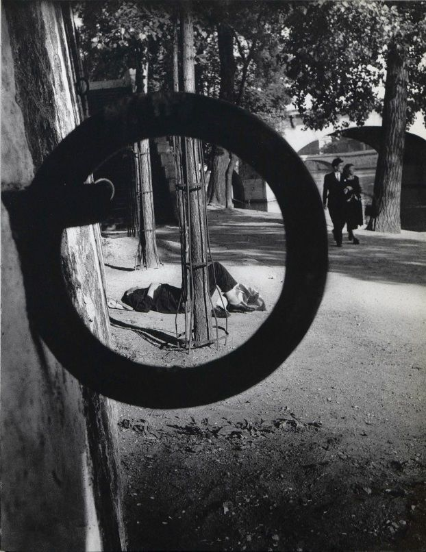 "Izis Bidermanas - Photo from the book ""Paris des Rêves"", 1950"